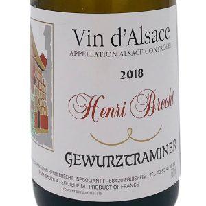 Vins d'Alsace « Terroir »