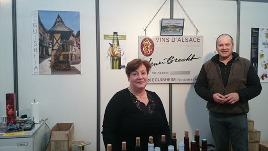 salon-vins-henri-brecht - Salon des vins de conflans Sainte Honorine