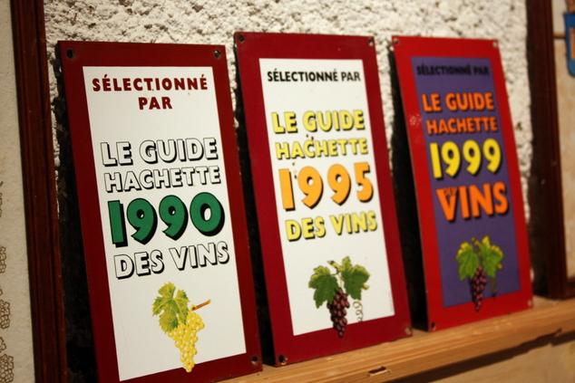 vins-alsace henri-brecht -Histoire et palmarès - Guide-hachette-des-vins