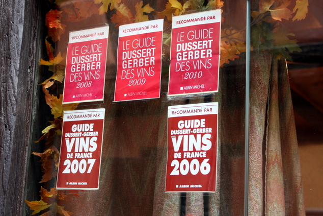 vins-alsace henri-brecht -Histoire et palmarès