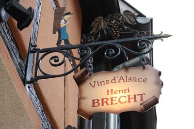 vins-alsace henri-brecht - Présentation